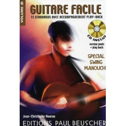 Guitare Facile Vol8 Special Rock Vol2 Ed Paul Beuscher