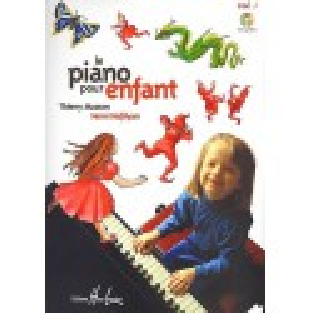 Le Piano pour Enfant Vol1 Thierry Masson Henri Nafilyan Ed Henry Lemoine
