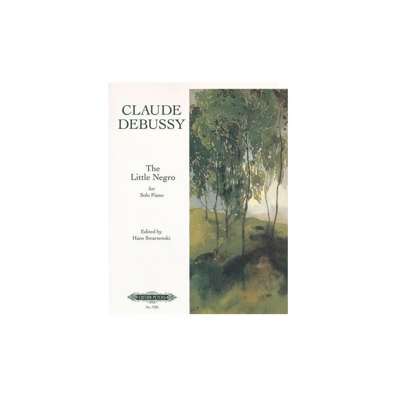 The little negro Claude Debussy Urtext Melody music caen