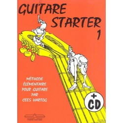 Guitare Starter Vol1 Melody music caen