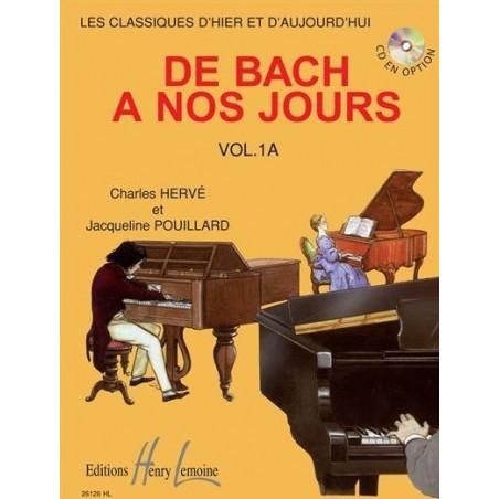 De Bach à nos jours Vol 1A