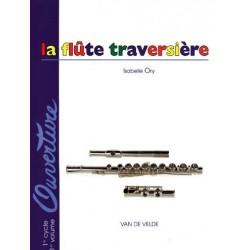 La flûte traversière Isabelle Ory Vol1 Ed Van de Velde