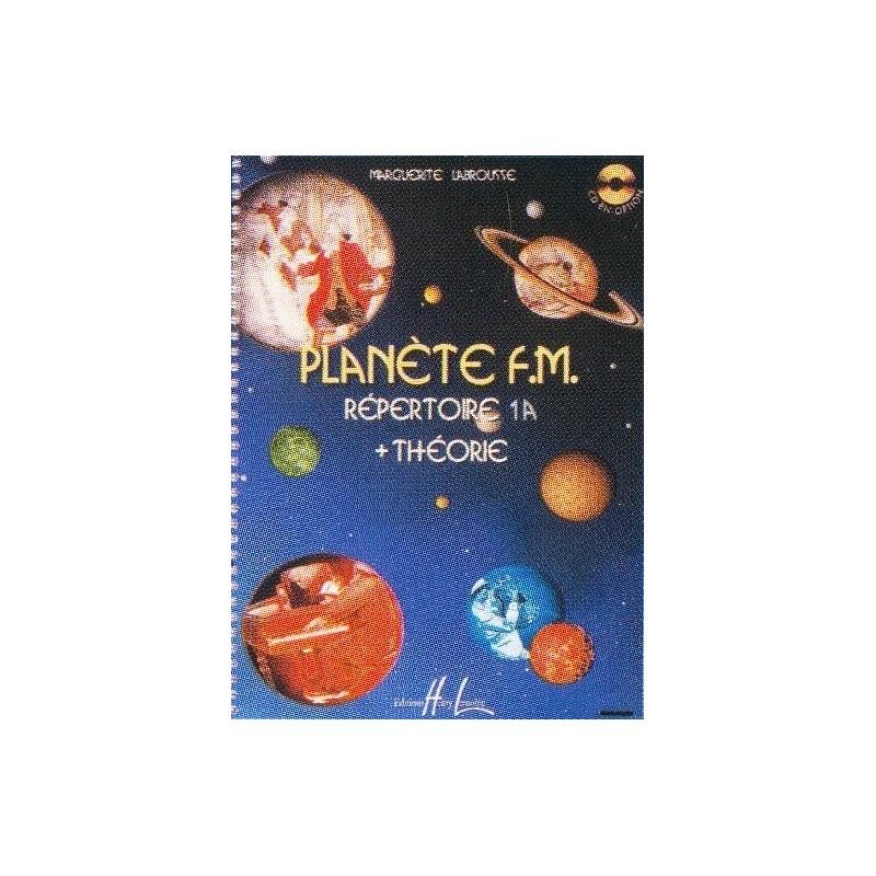 Planète FM 1A Marguerite Labrousse Ed Henry Lemoine Melody music caen