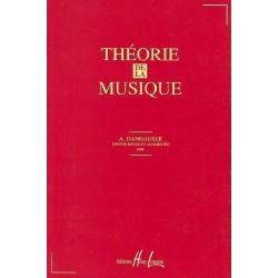 Théorie de la Musique Danhauser