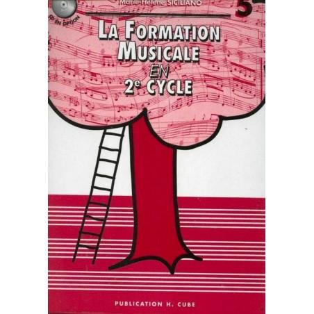 La Formation Musicale Vol5 en 2è Cycle