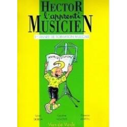 Hector l Apprenti Musicien Vol1 Sylvie Debeda et Florence Martin Ed Van de Velde Melody music caen