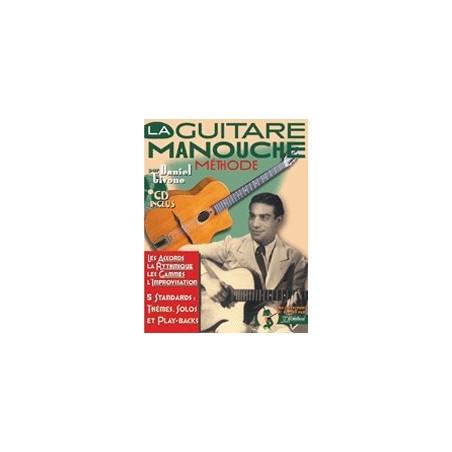 Rebillard Methode de guitare manouche