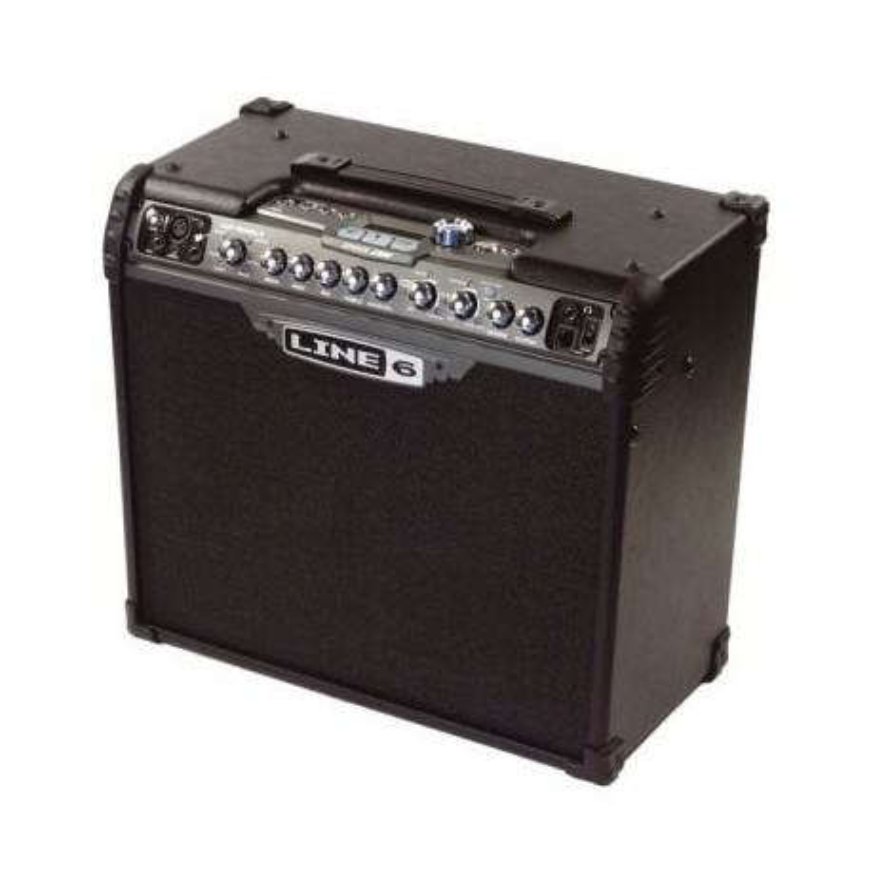 LINE 6 ampli guitare Line 6 à modélisation et effets spider  jam 75 w Melody music caen