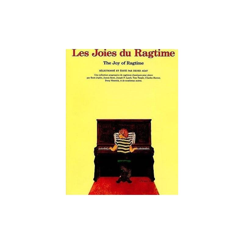 Les joies du ragtime Denes Agay Melody music caen