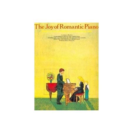 The joy of romantic piano Denes Agay