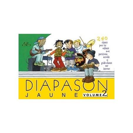 Diapason jaune Vol. 2