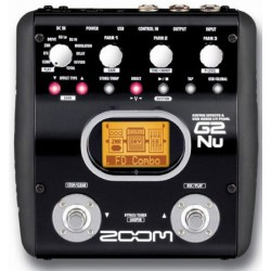ZOOM G2NU Melody music caen