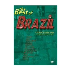 The best of Brazil Piano Voix Guitare