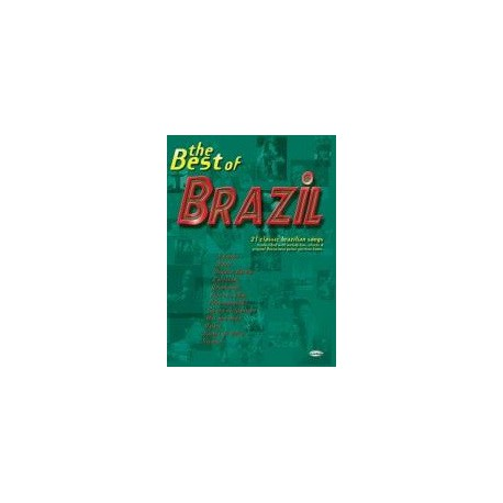 The best of Brazil Piano Voix Guitare Melody music caen