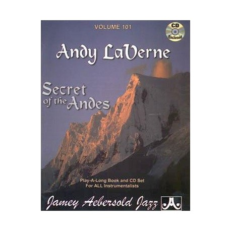Andy Laverne Vol101 Aebersold Melody music caen
