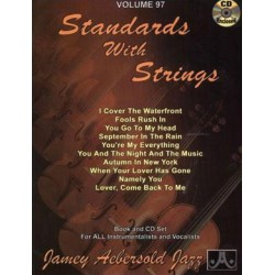 Aebersold Vol97 Standards with strings