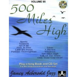 500 miles high Vol95 Aebersold Melody music caen