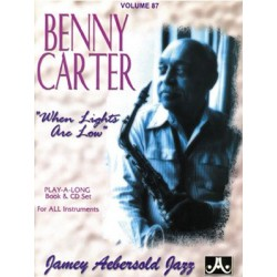 Aebersold Vol87 Benny Carter