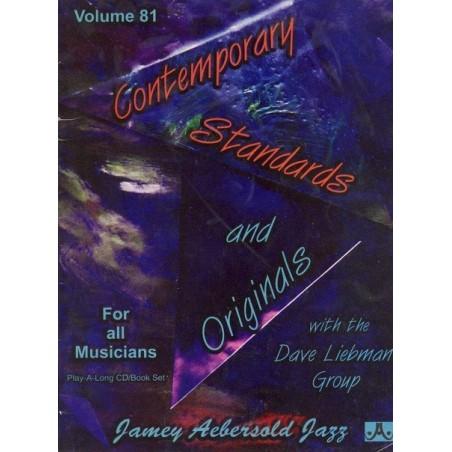 Aebersold Vol81 Contemporary standards and originals