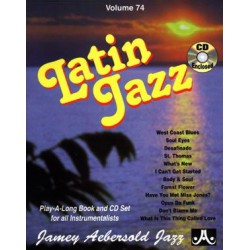 Aebersold Vol74 Latin Jazz
