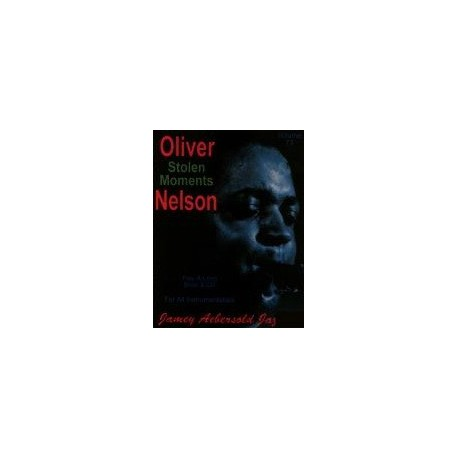 Oliver Nelson Vol73 Aebersold Melody music caen