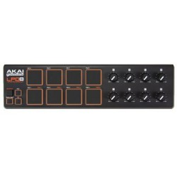 AKAI LPD8 Surface de controle 8 pads + potentiometres Melody music caen