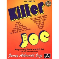 Aebersold Vol70 Killer Joe