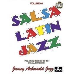 Aebersold Vol64 Salsa Latin Jazz