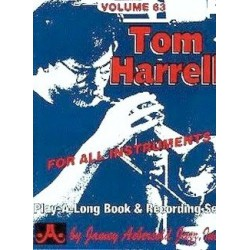 Aebersold Vol63 Tom Harrel