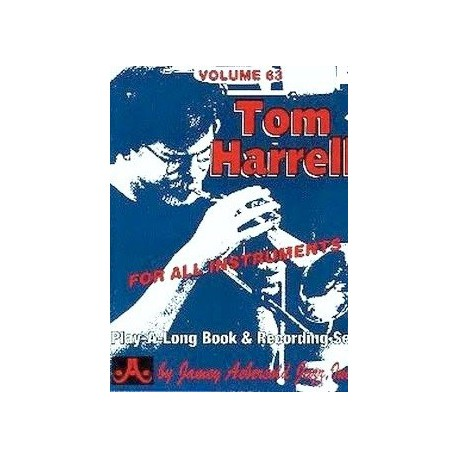 Tom Harrel Vol63 Aebersold Melody music caen