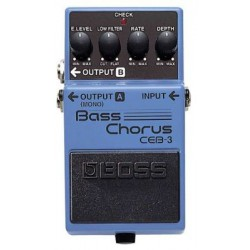 BOSS CEB-3 Bass Chorus Melody music caen