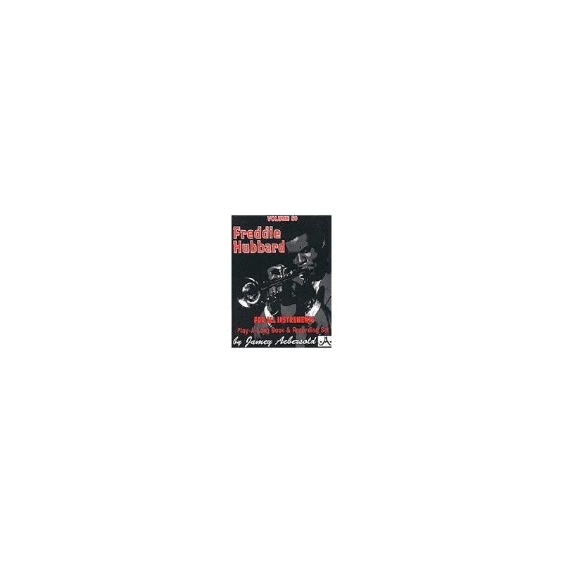 Freddie Hubbard Vol60 Aebersold Melody music caen