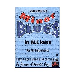 Aebersold vol57 Minor Blues