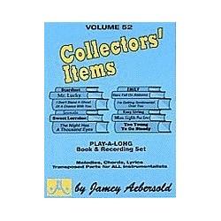 Aebersold Vol52 Collectors' Items