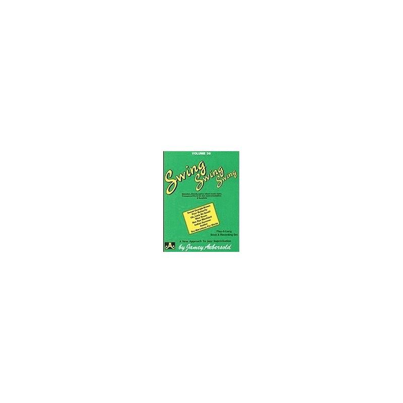 Swing swing swing vol39 Aebersold Melody music caen