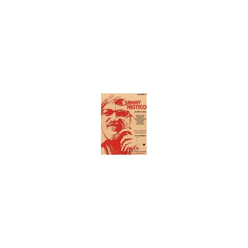 Sammy Nestico Vol37 Aebersold Melody music caen
