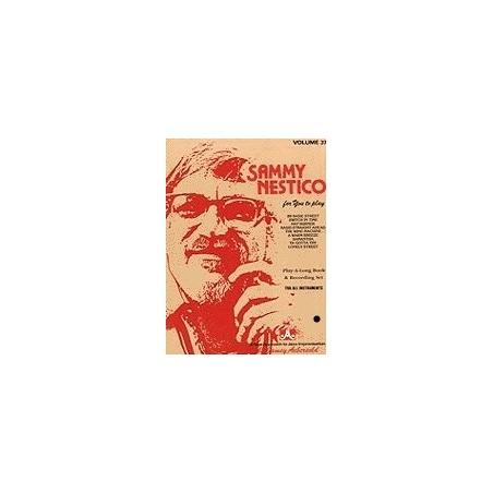 Aebersold Vol37 Sammy Nestico