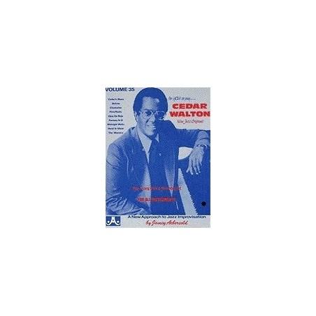 Aebersold Vol35 Cedar Walton