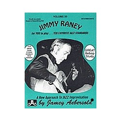 Jimmy Raney Vol20 Aebersold Melody music caen
