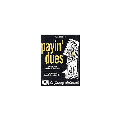 Payin  Dues vol15 Aebersold Melody music caen