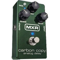 MXR M168 Carbon Copy DELAY Melody music caen