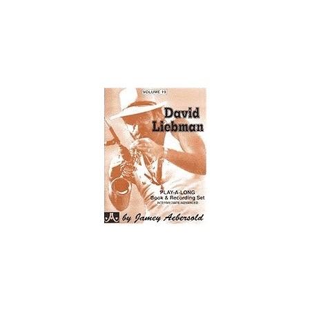 Aebersold Vol19 David Liebman
