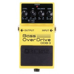 Boss ODB-3 Bass Overdrive Melody music caen