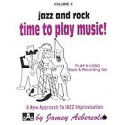 Aebersold vol5 Jazz and rock Time to play music