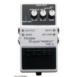 Boss NS-2 Noise Suppressor Melody music caen