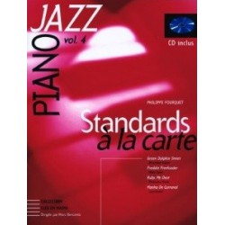 Piano Jazz vol4 Philippe Fourquet