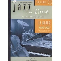 Jazz in time vol1 Le Blues Jean Marc Allerme