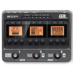 ZOOM G3 Melody music caen