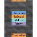 Thesaurus of scales and melodic patterns Nicolas Slonimsky