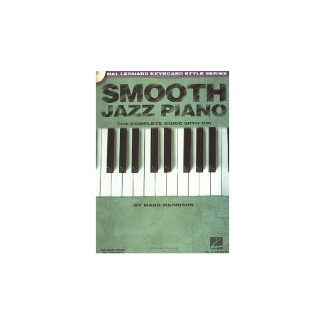 Smooth Jazz Piano Mark Harrison Melody music caen